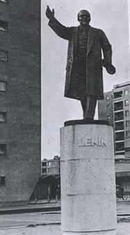 Lenin jön látogatóba