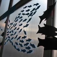 Small fish in a big pond - kreatív reklám