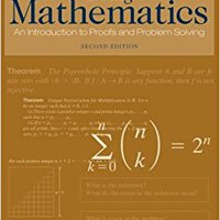 Doing Mathematics: An Introduction To Proofs And Problem-Solving Books Pdf File