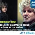 ALTEREGO Duó - Gerlóczy Zsigmond Dezső és Müller Péter Sziámi koncertje