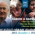 Három a Darvas - zenés beszélgetés Darvas Ferenccel, Benedekkel és Kristóffal