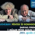 PÉNTEK&ROBINSON - Folytatódik a Duóhéjban-sorozat