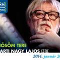 Parti Nagy Lajos: HŐSÖM TERE - a szerző felolvasóestje