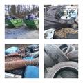 Újabb két helyszínen szűnt meg illegális hulladéklerakó Szombathelyen