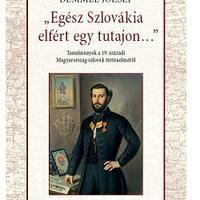 """""""… egész Szlovákia elfért egy tutajon…"""""""
