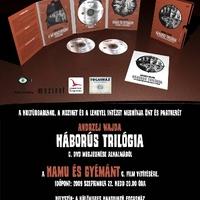 Andrzej Wajda: Háborús Trilógia (3 DVD)