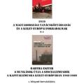 Kelet-Európai Tanulmányok V. / Kelet-Európai Monográfiák I.