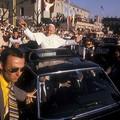 II. János Pál pápa és a lengyel Szolidaritás