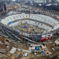 Augusztusra kész a varsói Nemzeti Stadion