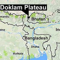 Szembenállás a kínai-indiai határon