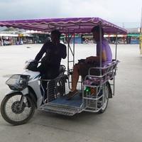 Rayong, a kikötő
