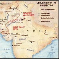 India (nagyon rövid) története