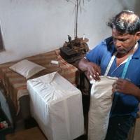 A bürokrácia diszkrét bája - Csomagküldés Indiából