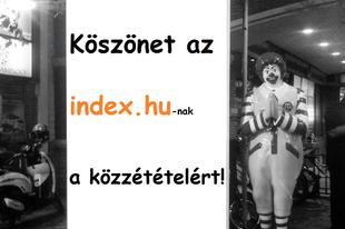 ขอบคุณ - Köszönet az index.hu-nak <3