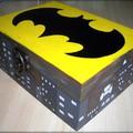 Kedveskedjünk DC rajongóknak - Batmanes doboz