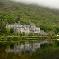 Kylamore, Abbey a vadon szívében