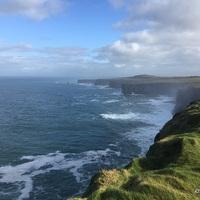 Loop Head és az óceán: egyik sincs a másik nélkül