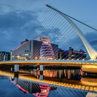 Samuel Beckett híd, Dublin