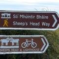 A Sheep's Head félsziget túraútjain