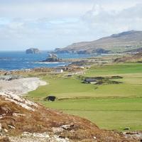 Az Ír-sziget legészakibb pontja: Malin Head