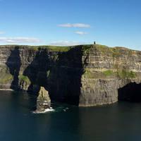 Atlanti sziklafalak árnyékában