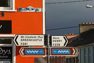 Inishowen: szél, óceán és egy kis vadság