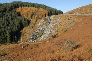 Tonelagee-túra, Wicklow-hegység, Írország