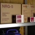 NRG-5, az űrhajós eledel