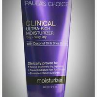 Paula's Choice Clinical Ultra-Rich Moisturizer és Clinical 1%Retinol Treatment