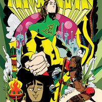 Marihuánaman, a kortárs szuperhős