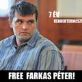 Free Farkas Péter!