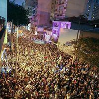 Húszezren tüntettek Braziliában a fűért
