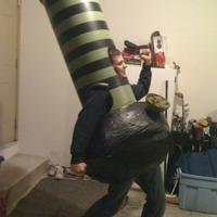 Ötletek Halloween jelmezre #02