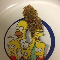Marge fodrásznál volt :)