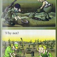 Ültess, ne háborúzz