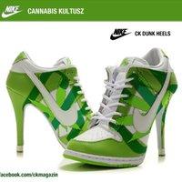 Nike - CK Dunk Heels