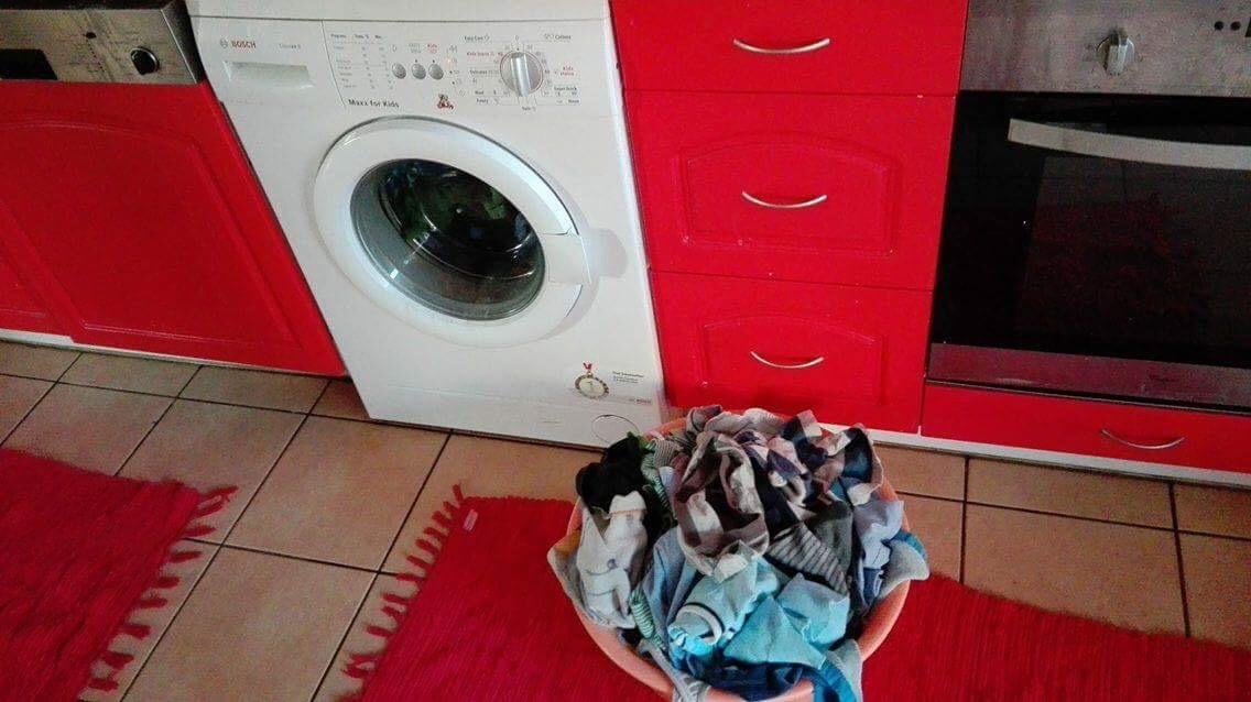 Elromlott a mosógépem