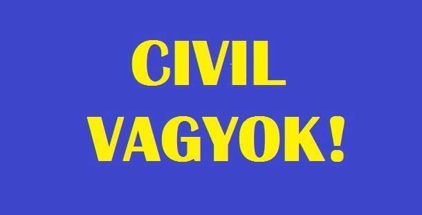 Álcivil vagy civil vagyok?