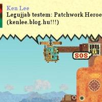 23. TESZT: PATCHWORK HEROES (PSP)