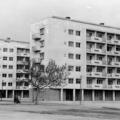 Az egykori élmunkás házak a Lehel piac mellett: 1950-ben kiváltság volt lakáshoz jutni itt, a lakók nagy része mégis költözni akart.
