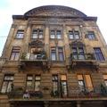 Egy délután képei: házak a Szív utca és a Rózsa utca között
