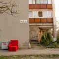 A piros fotelem