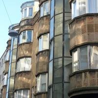 A Nap-hegy legjobb épületei - Gellérthegy utca 29-31.