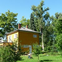 Balatonszemes, Semmelweis utcai villa,