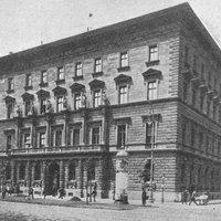 Andrássy út 52, az egykori Haggenmacher-palota