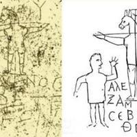 Ókori római graffitó