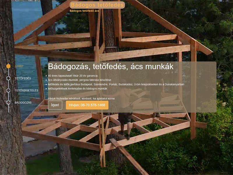 Bádogozó cégek Budapesten