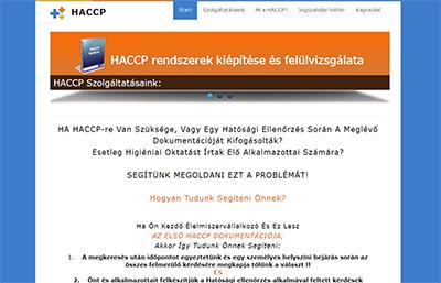 Mi az a HACCP