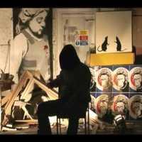 A neten a Banksy-film hosszabb előzetese