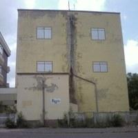 Fantom épület a Nagyállomásnál